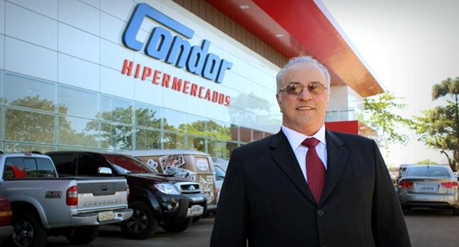 Dono Condor rede de supermercados funcionários Bolsonaro