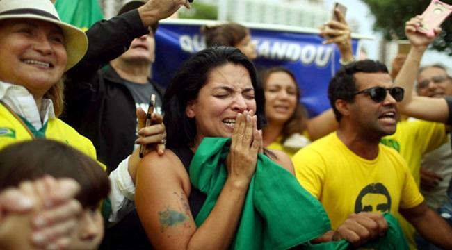 Eleições 2018 brasil direita fascismo ódio preconceito homofobia racismo