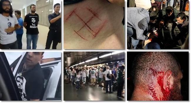 Eleitores de Bolsonaro se sentem aniquilar opositores ódio PT esquerda gays negros