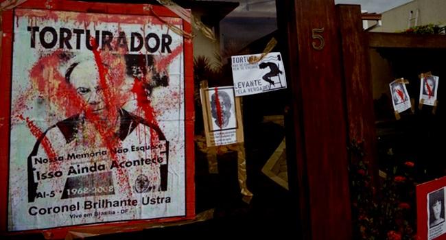 Carlos Alberto Brilhante Ustra Ídolo de Bolsonaro matou torturou inocentes ditadura eleições