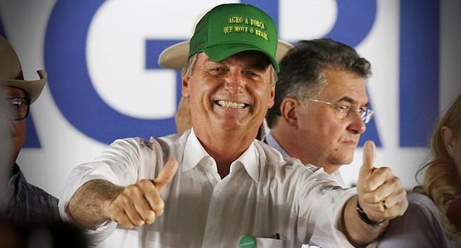 influência do agronegócio voto Jair Bolsonaro eleições 2018