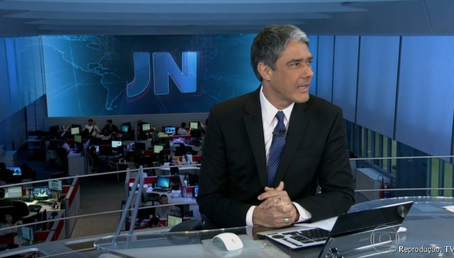 Jornal Nacional caixa 2 Bolsonaro