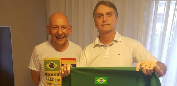 Bolsonaro whatsapp luciano hang
