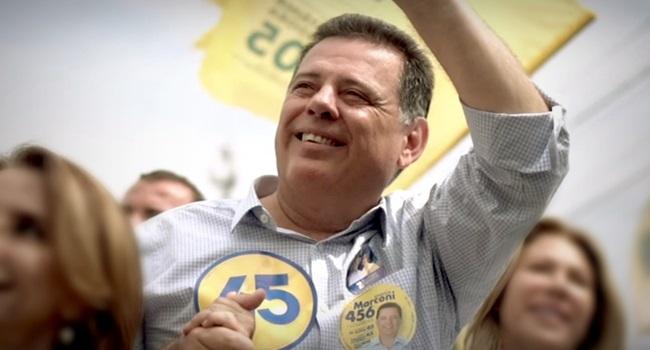 Marconi Perillo PSDB preso Polícia Federal eleições 2018