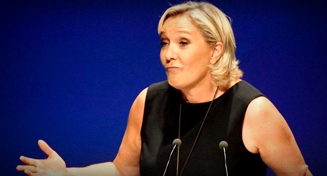 Marine Le Pen critica Jair Bolsonaro eleições 2018 direita