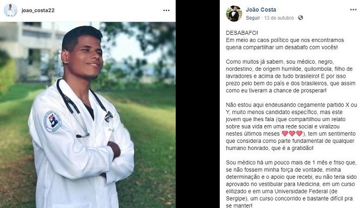 médico negro pobre haddad