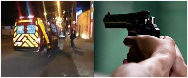 menino morre disparo de arma de fogo