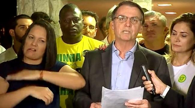 milhões de brasileiros não votaram em Jair Bolsonaro