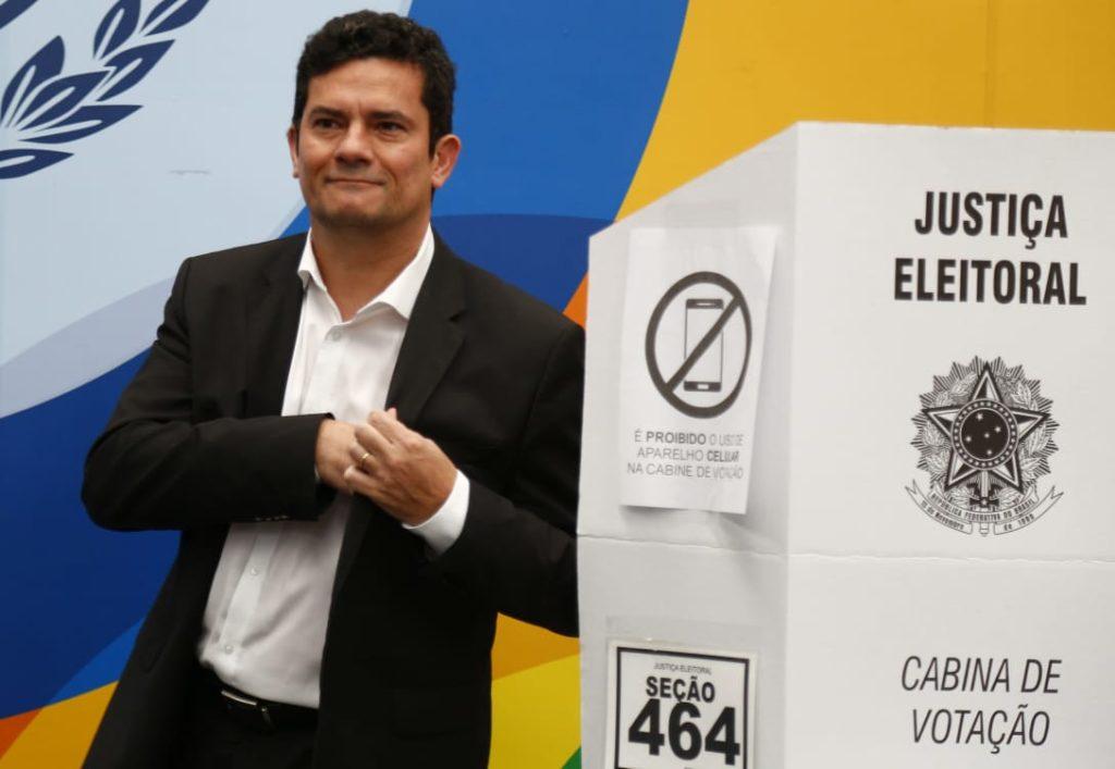 Sergio Moro ministro Jair Bolsonaro