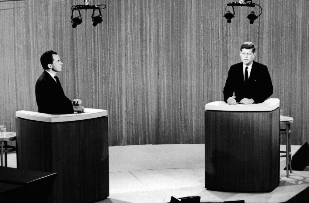 debates 2º turno nixon kennedy