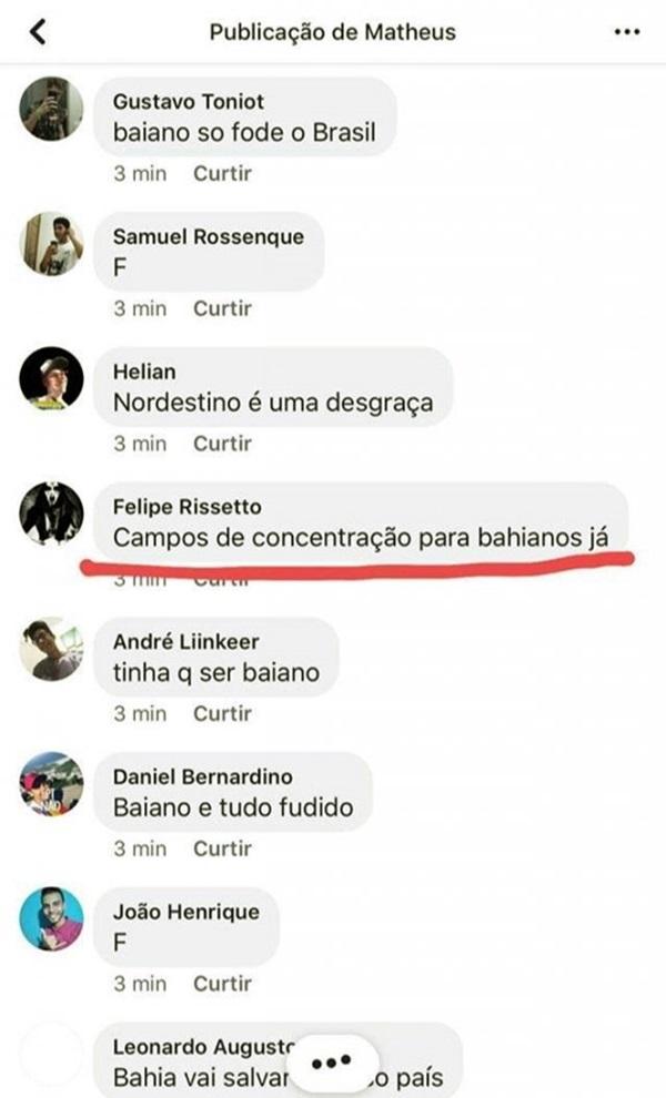 Nordestinos atacados votarem em Fernando Haddad Bahia xenofobia