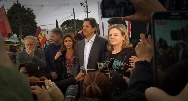 autocrítica do PT obsessão verdade haddad eleições Lula