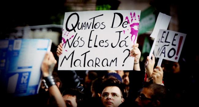 Ódio que Bolsonaro espalha consultórios de psicanálise medo violência preconceito