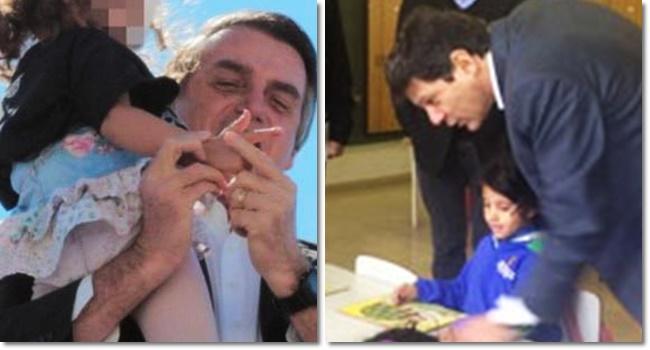 Plano de Governo propostas de Bolsonaro e Haddad educação