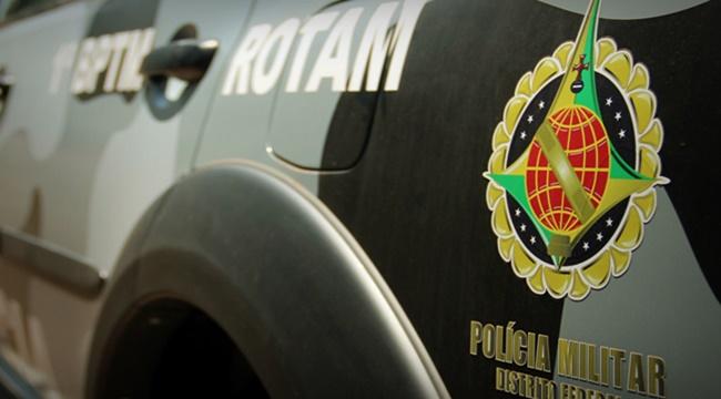 Policiais são presos grito de guerra formatura DF