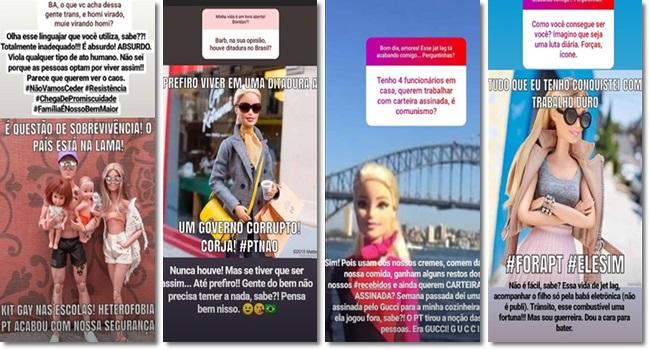 Barbie e Ken personagens eleição de 2018 elite classe média ódio desigualdade