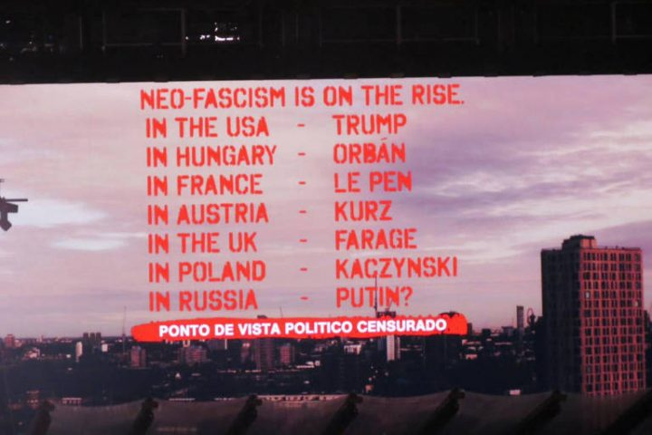 Roger Waters fascistas bolsonaro