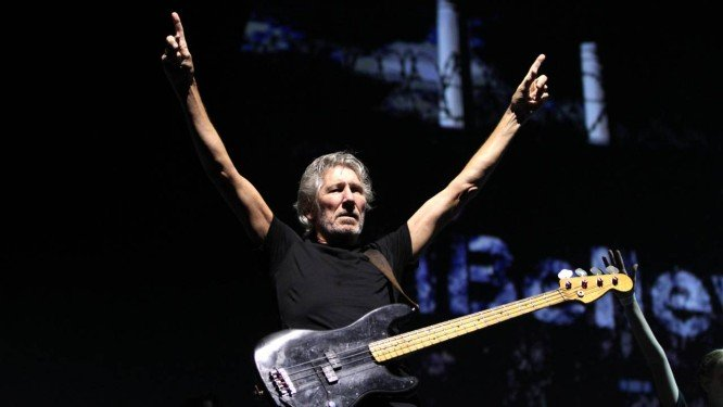 Roger Waters Pink Floyd Bolsonaro
