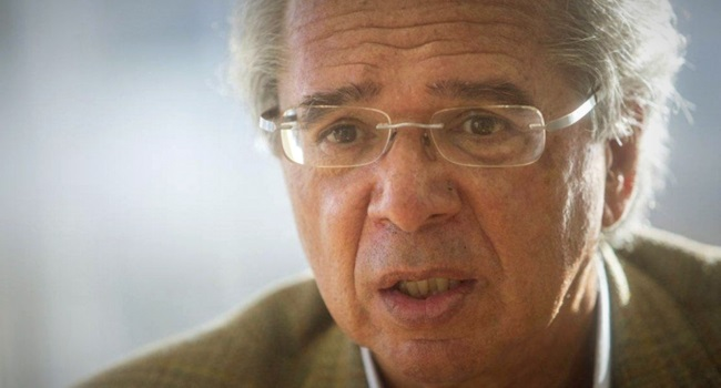 economistas ultra-liberais autoritarismo Paulo Guedes Pinochet