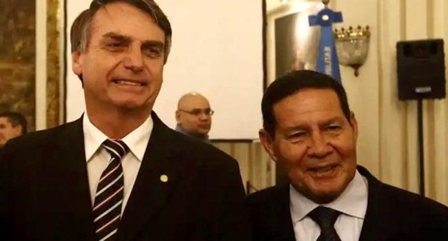 vice de Bolsonaro 13º bilhões do trabalhador economia eleições