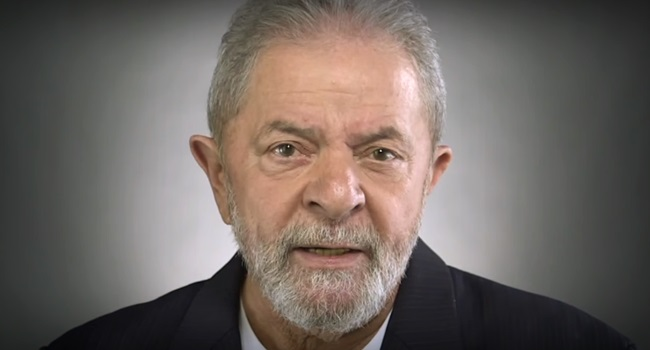 Vídeo inédito de Lula facebook redes sociais eleições haddad pt