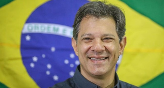 votar em Haddad Jair Bolsonaro direitos humanos sociais pobreza educação eleições