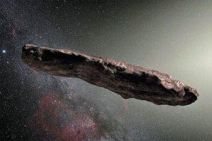 Oumuamua-objeto