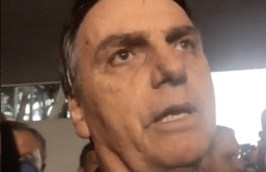 Bolsonaro Egito