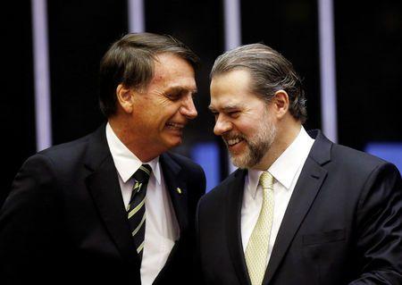 bolsonaro toffoli ministro da defesa