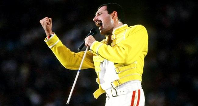 dia Freddy Mercury parou o mundo arte performance Wembley 1986
