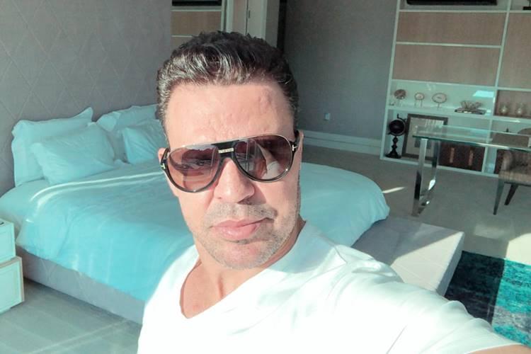 Eduardo Costa cantor Fernanda Lima