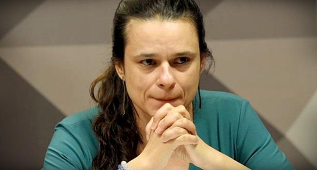 Janaina Paschoal contas campanha eleitoral reprovadas