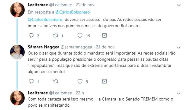 Lei impede Bolsonaro de nomear filho Carlos Bolsonaro ministro ou assessor nepotismo