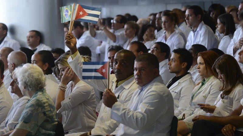 médicos cubanos mais médicos