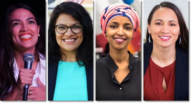 mulheres eleitas nos EUA bate recorde histórico