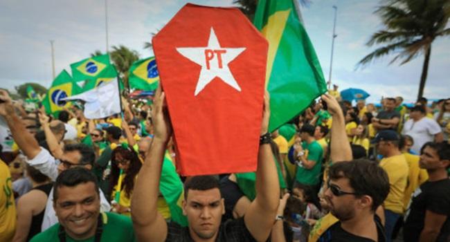 antipetismo eleição bolsonaro dilma classe média ciro ódio fhc neoliberalismo