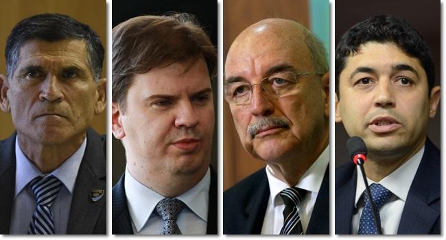 Quatro ministros de Bolsonaro são do governo Temer