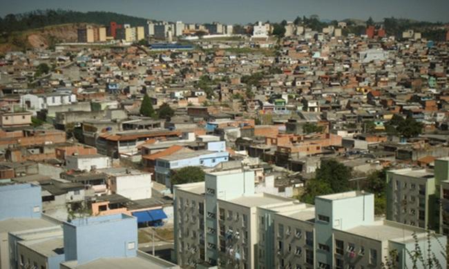 Cidade Tiradentes região de São Paulo expectativa de vida menor Congo