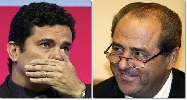 Sergio Moro mesmo caminho dDi Pietro na Itália justiça política lava jato