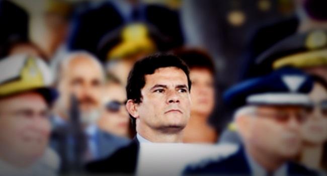 Sergio Moro orçamento recorde superministério da Justiça