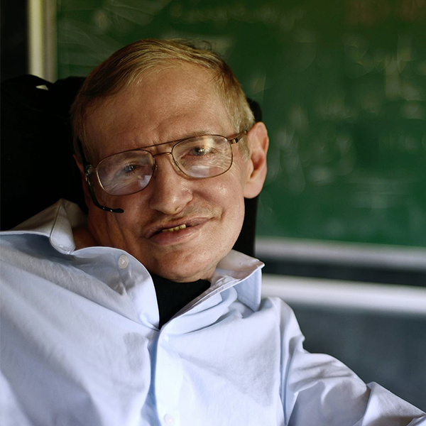 Stephen Hawking deus existe