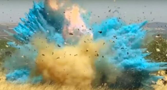 Vídeo Festa revelar sexo de bebê desencadeia incêndio florestal EUA
