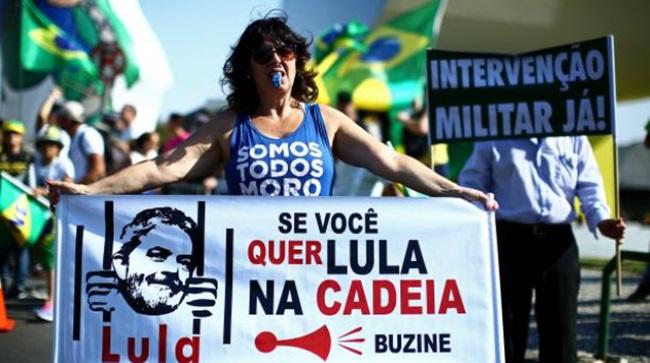 violações Moro contra Lula poder bolsonaro lava jato