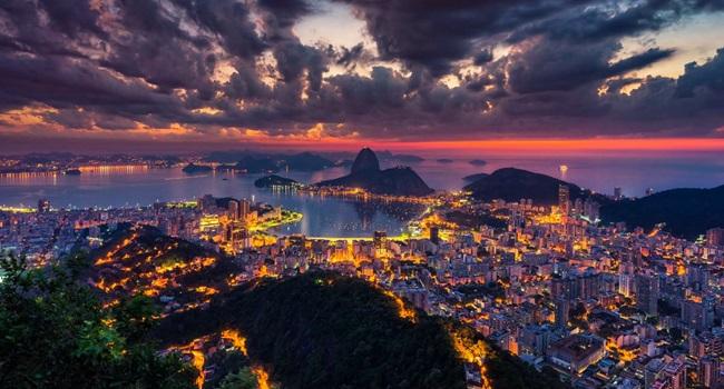 cidade brasileira rio de janeiro lista mais visitada mundo