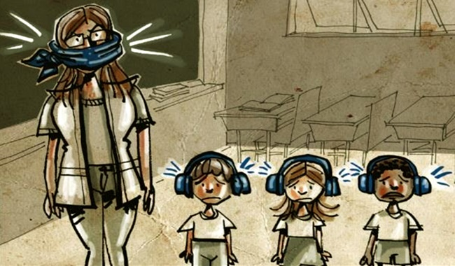 Escola Sem Partido farsa do absurdo governo bolsonaro