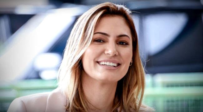 Esposa de Bolsonaro beneficiária de dinheiro suspeito Coaf RJ
