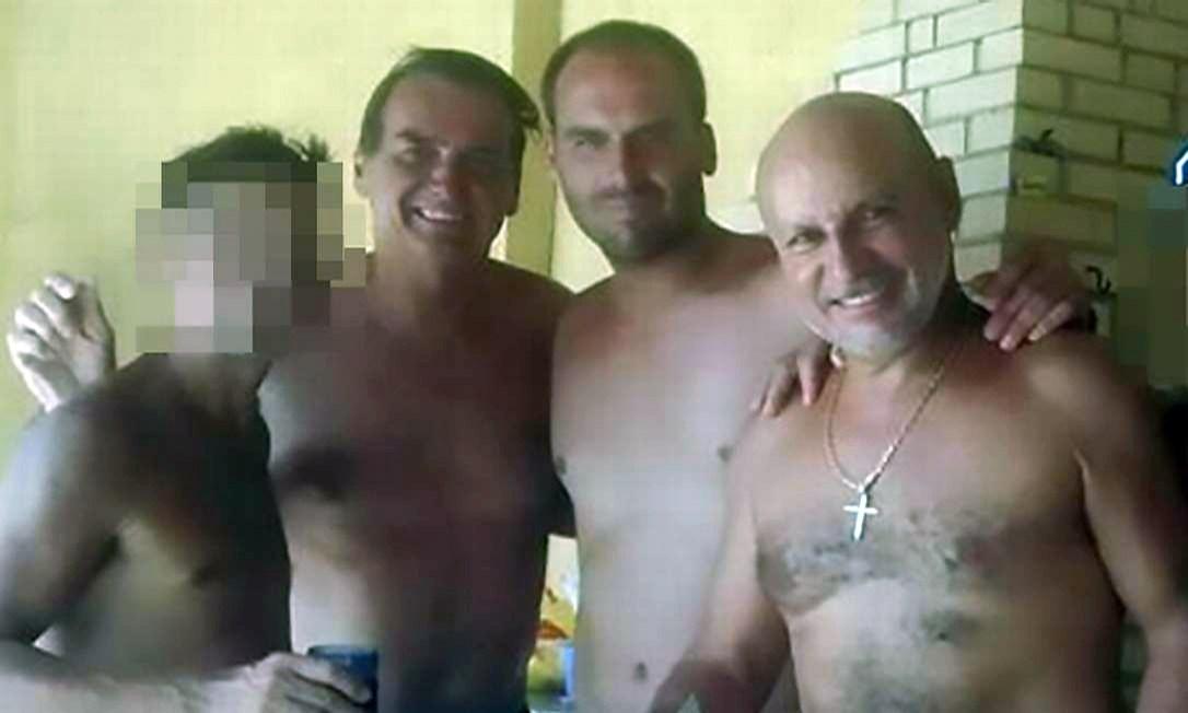 Fabrício Queiroz Jair Bolsonaro