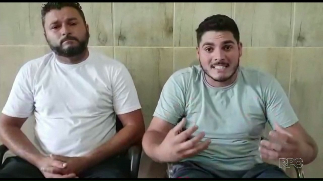 cleverson everton morte youtuber Paraná
