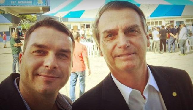 Jair Bolsonaro disposto sacrificar filho flávio rio de janeiro coaf