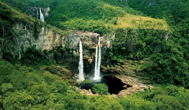 Parque Nacional da Chapada dos Veadeiros privada goiás